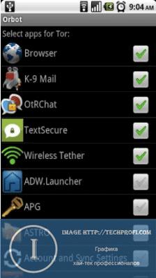 Выбираем приложения для шифрования через Tor