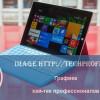 Планшет Surface 3 от Microsoft: для работы и игры