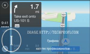 apple carplay навигация