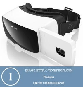 Очки виртуальной реальности Carl Zeiss
